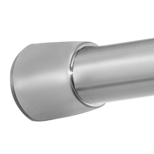 interdesign forma duschvorhangstange 78570eu hochwertige duschstange ohne bohren duschvorhang. Black Bedroom Furniture Sets. Home Design Ideas