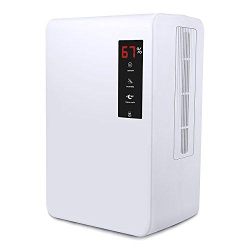 luftentfeuchter mit 3l wassertank air dry feuchtigkeitsentzugf higkeit1200ml pro tag mit. Black Bedroom Furniture Sets. Home Design Ideas