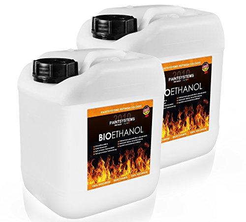 Ethanol bioethanol f r alkohol kamine bio alkohol 96 6 - Gartenfeuer ethanol ...