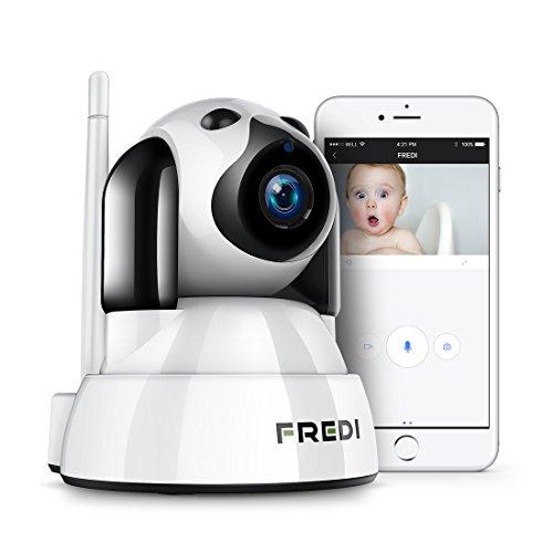 1080P HD WLAN WiFi IP Überwachungskamera Indoor